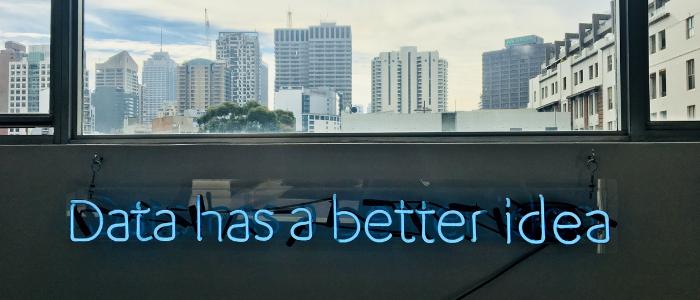 GDPR -Data has a better idea
