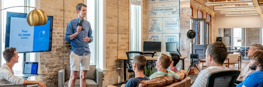 Alt start-up en réunion