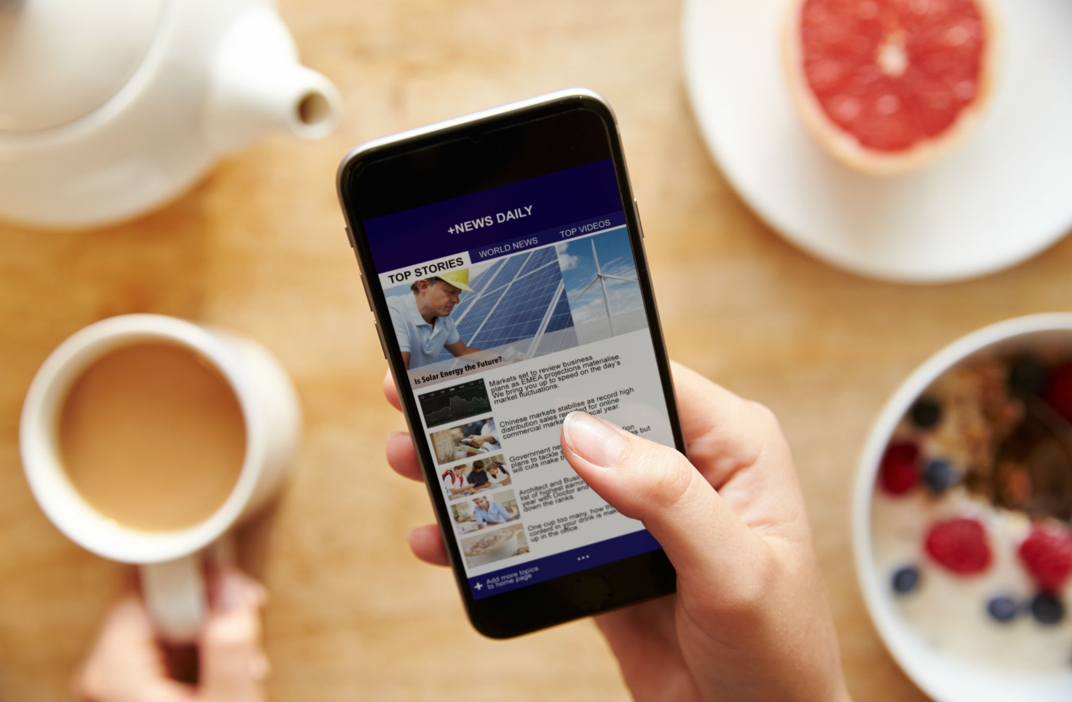 Seo application mobile