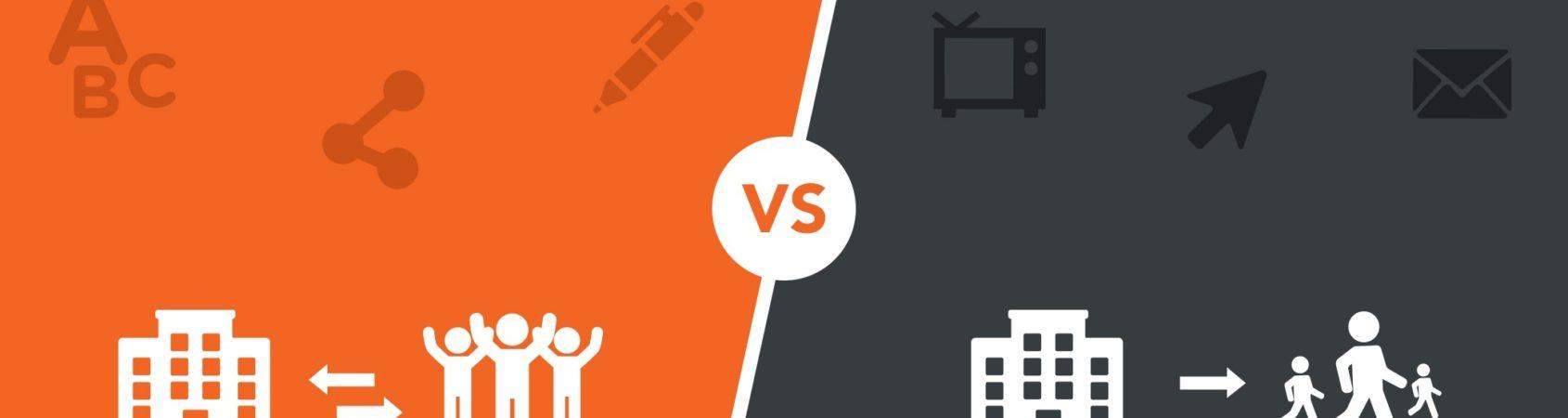 Inbound vs Outbound : quelle est la différence?