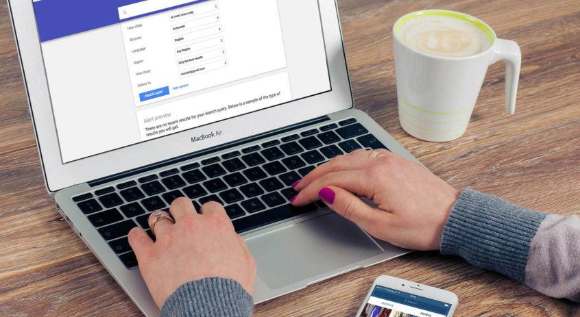 Comment utiliser les Alertes Google dans votre stratégie de marketing Web?