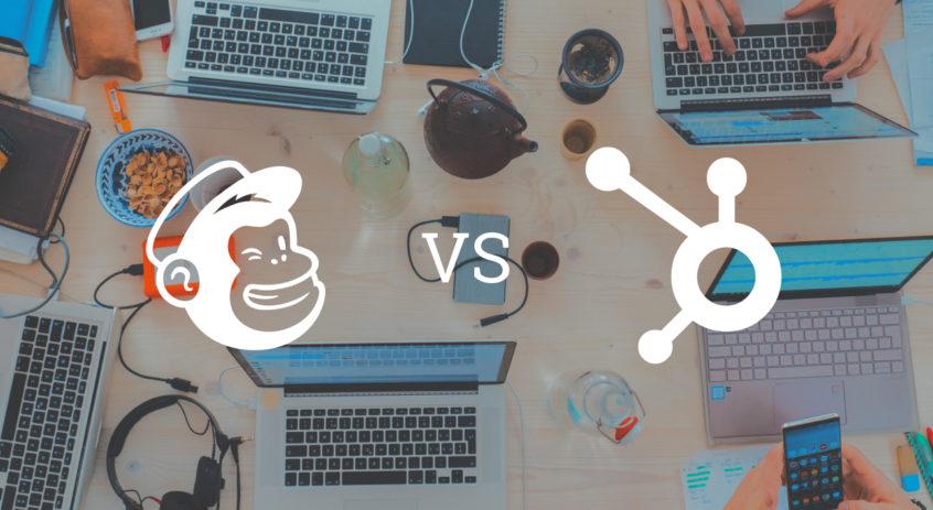 Hubspot vs mailchimp : pour quelle plateforme opter?