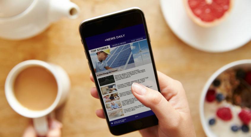 3 Tendances SEO pour application mobile