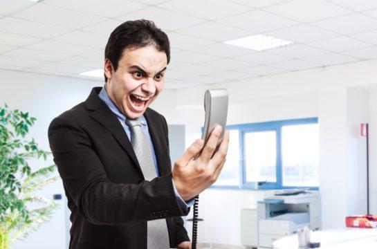 Les clients insatisfaits à l'ère des médias sociaux