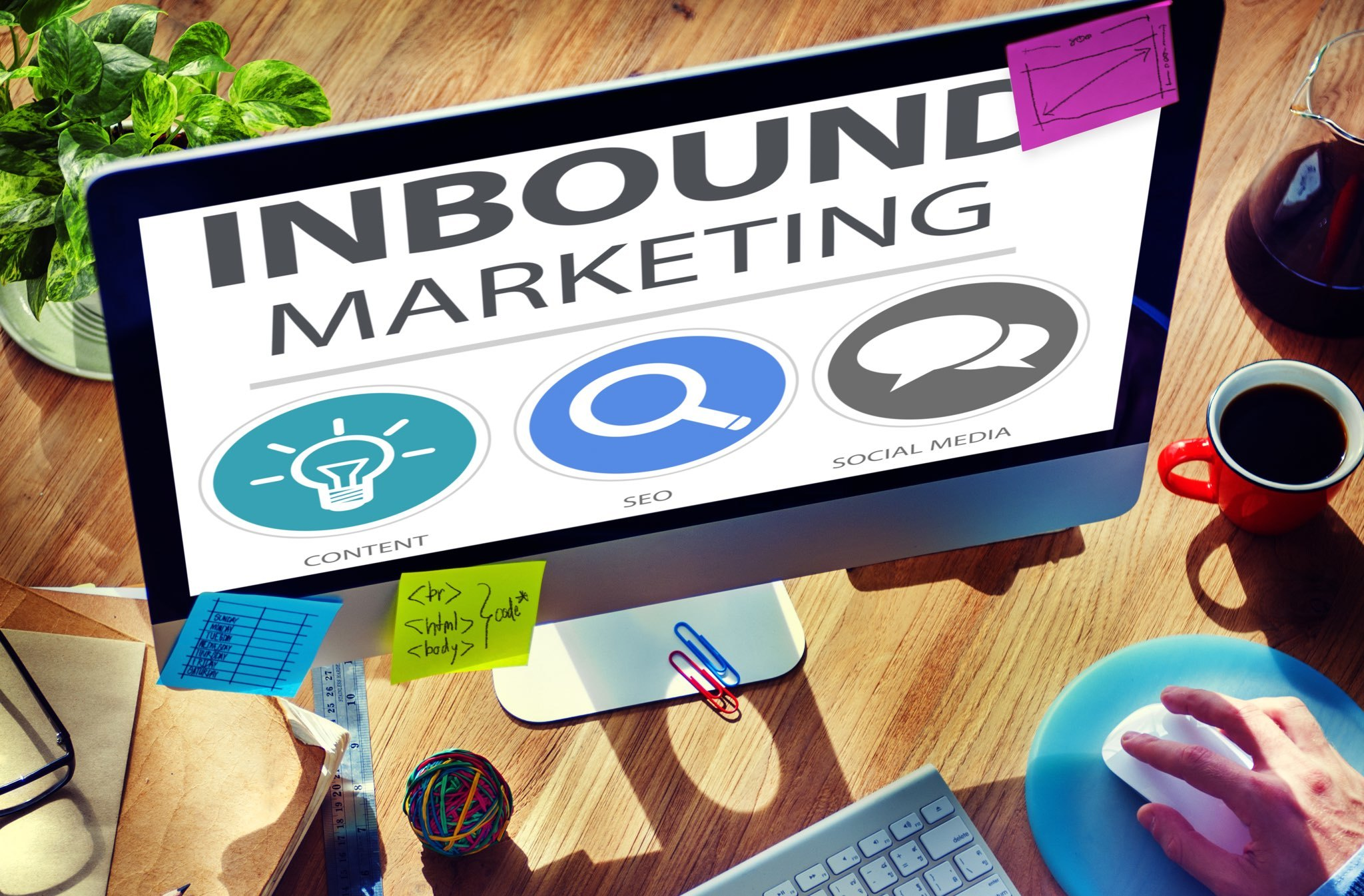 Statistiques sur le Inbound Marketing