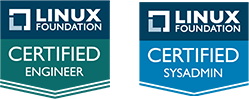 Linux foundation - Certified engineer - Certified SYSADMIN