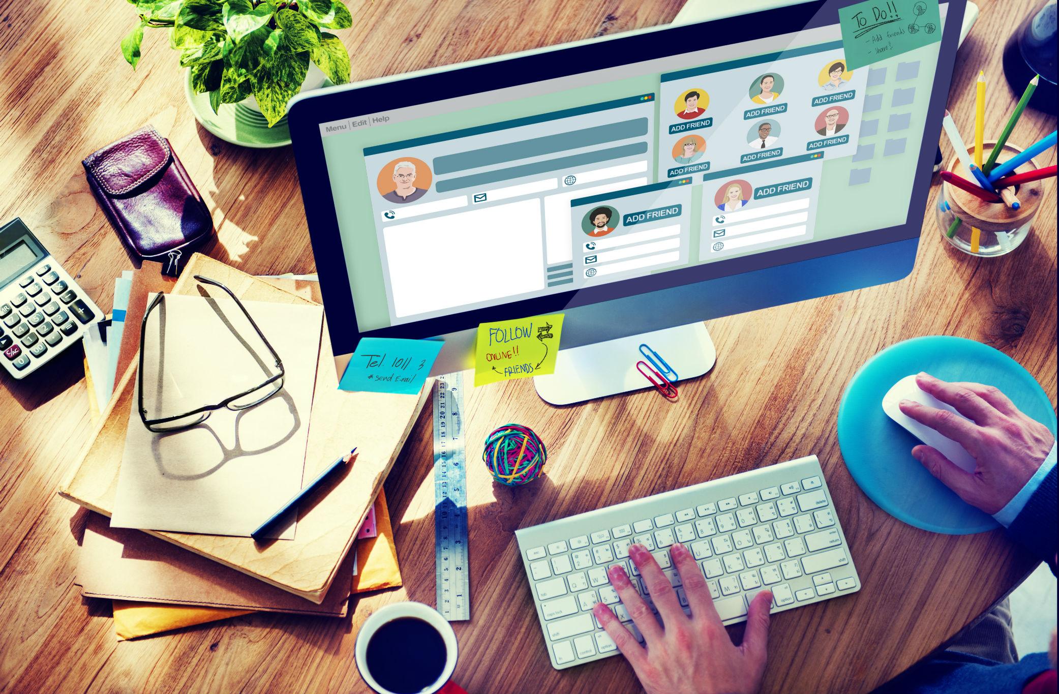 Comment être efficace en gestion des médias sociaux avec HubSpot