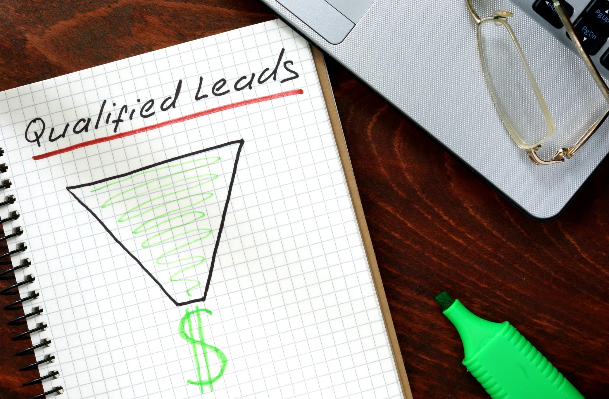6 raisons d'adopter un outil pour la qualification des prospects